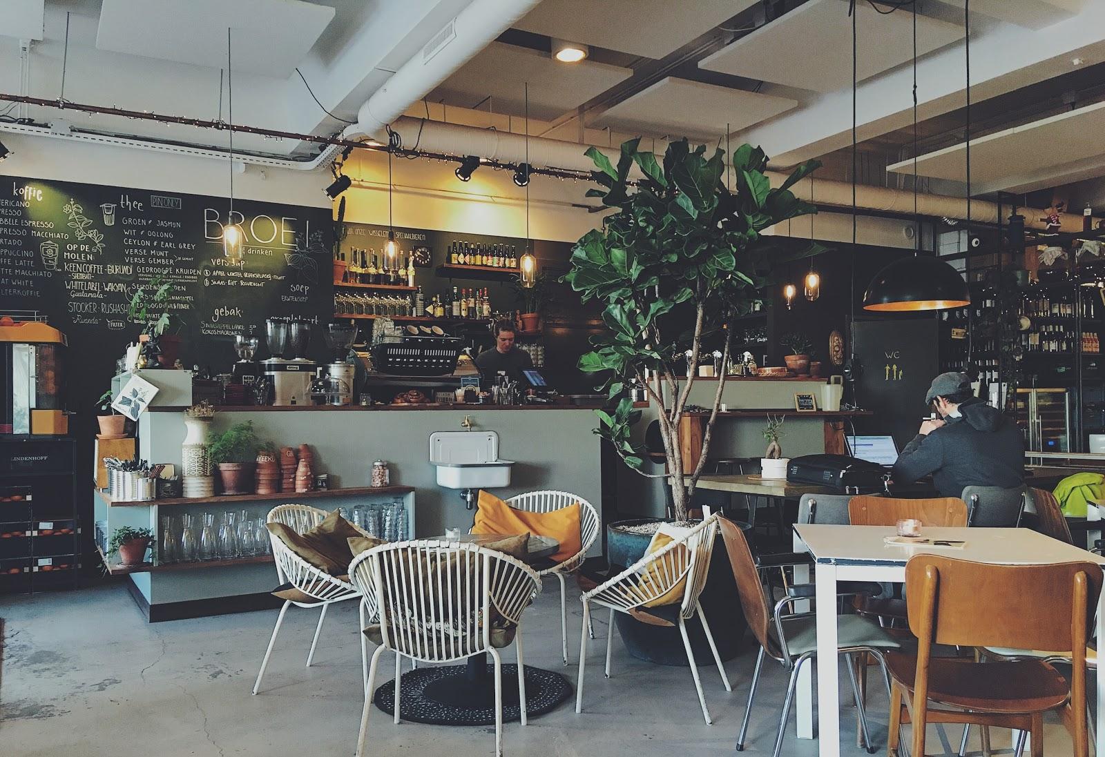 Australian Franchise: cafe